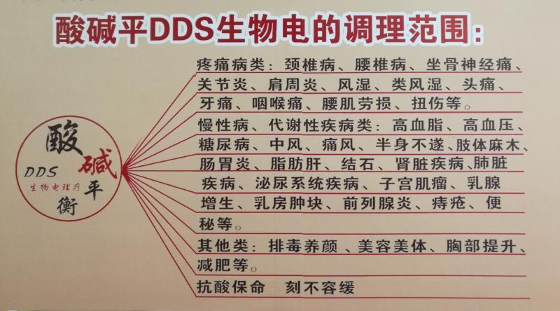 广州电视台:介绍dds生物电自然疗法